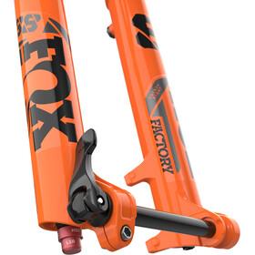 """Fox Racing Shox 38 K Float F-S Grip 2 HSC LSC HSR LSR Horquilla Suspensión 27,5"""" 180mm 15QRx110mm 44mm, orange"""